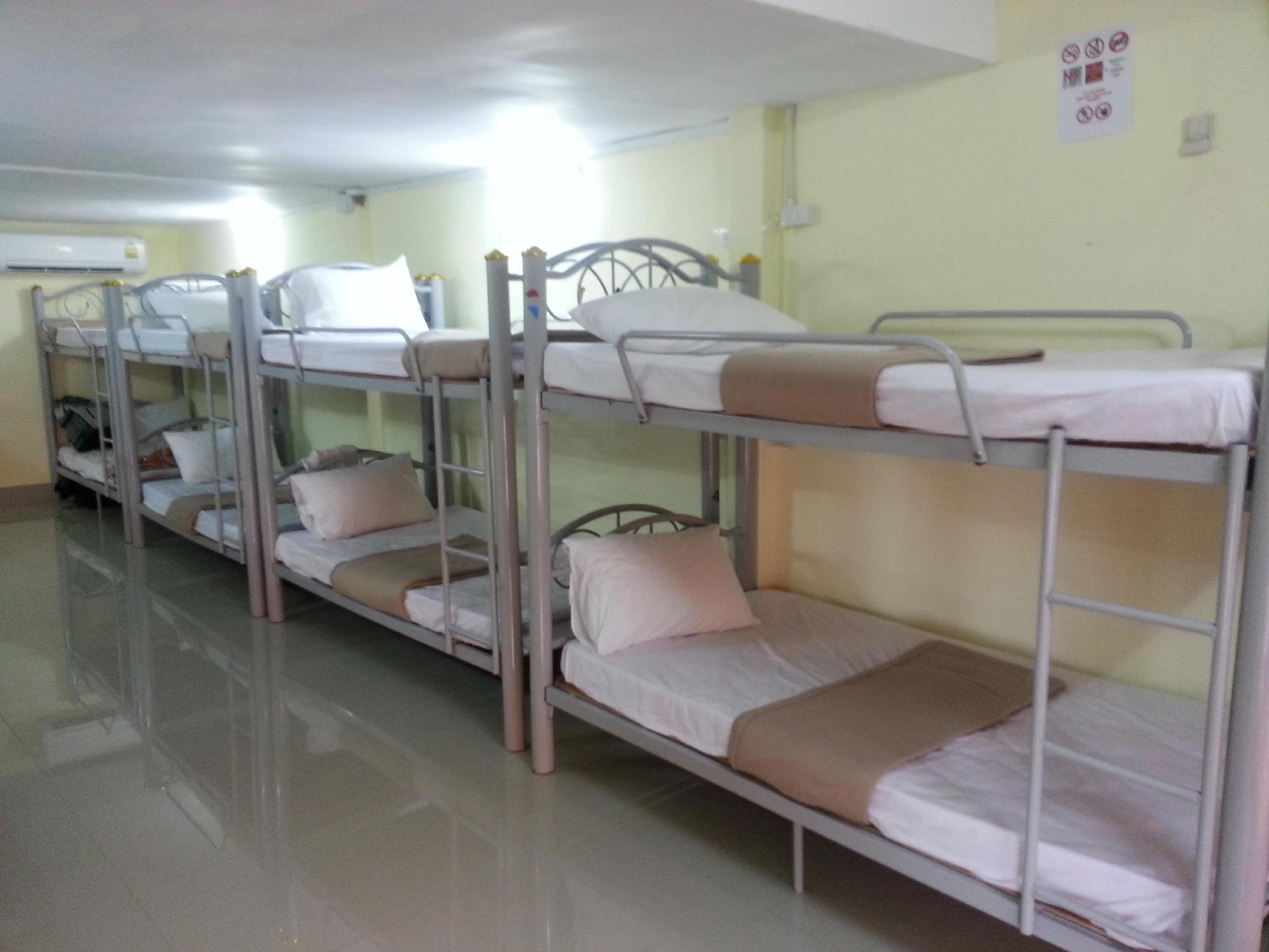 1 Bed in 8-Bed Dormitory
