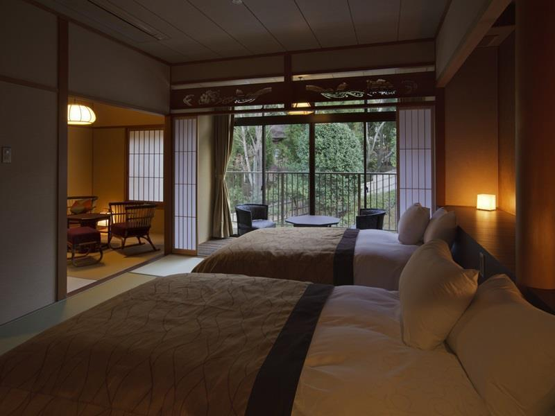 Japanese Style Twin Room - Adult Only