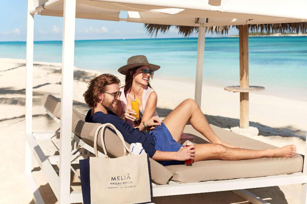 Пляж Meliá Nassau Beach – All Inclusive