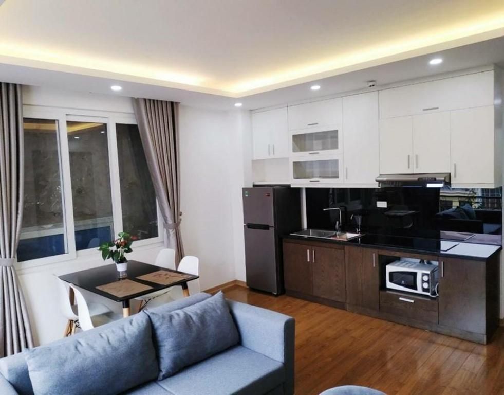 2-Bedroom Deluxe Apartment with Air Conditioning