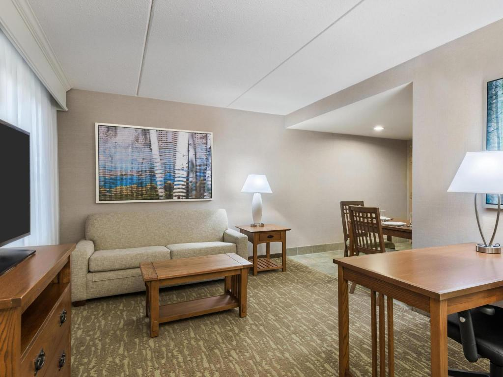 Vista interior Homewood Suites By Hilton Buffalo Amherst Hotel