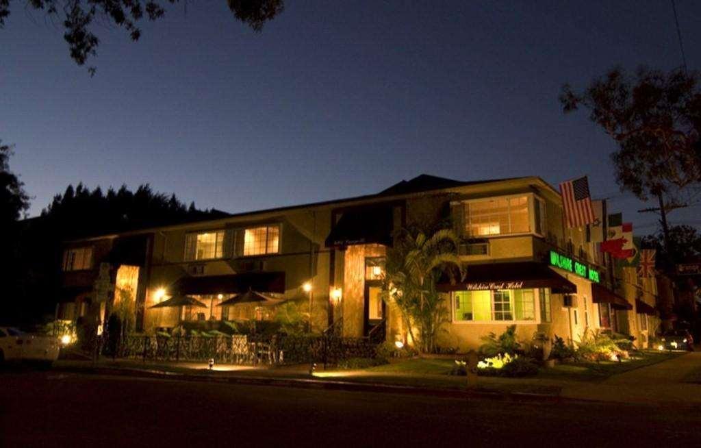 Wilshire Crest Hotel in Los Angeles (CA) - Room Deals