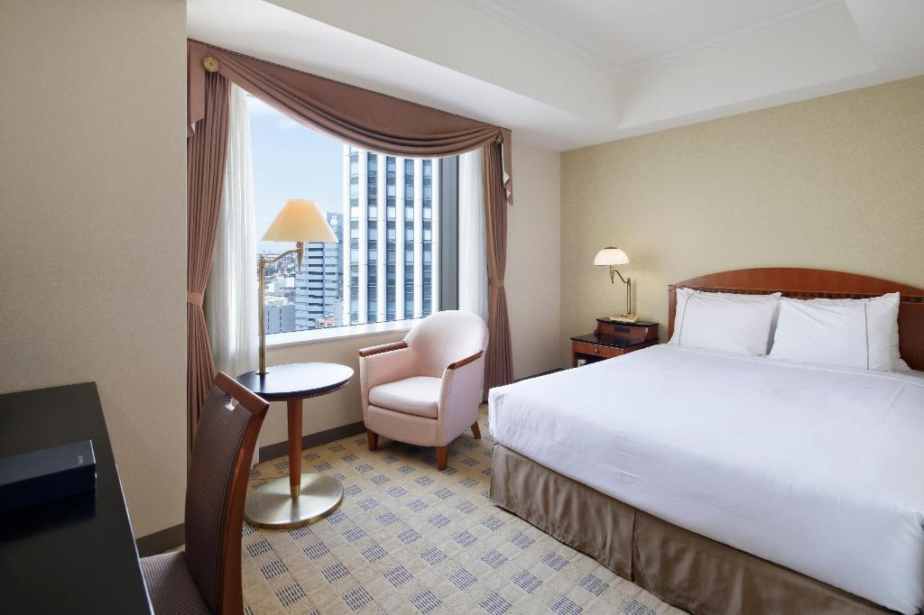 Regular Single - Guestroom Yokohama Bay Sheraton Hotel And Towers