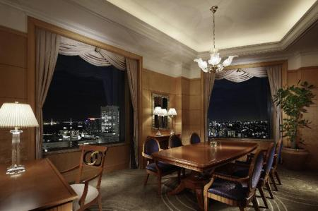 Interior view Yokohama Bay Sheraton Hotel And Towers