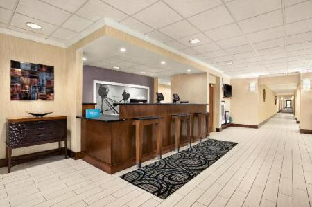 Vestabils Hampton Inn Richmond - Ashland Hotel