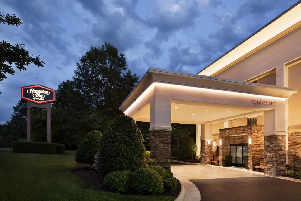 Vairāk par Hampton Inn Richmond - Ashland Hotel