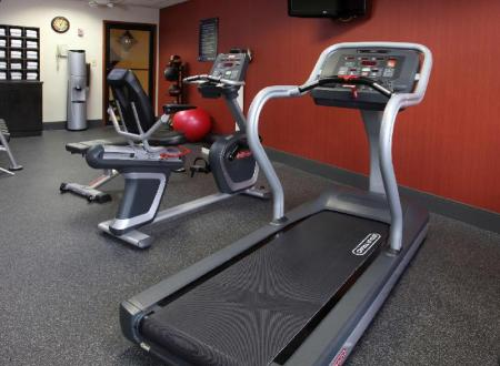 Fitnesa centrs Hampton Inn Richmond - Ashland Hotel
