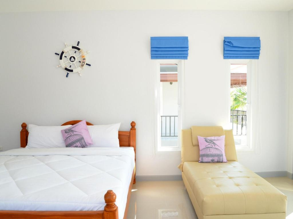 Standard Double Room KP Mountain Beach Resort