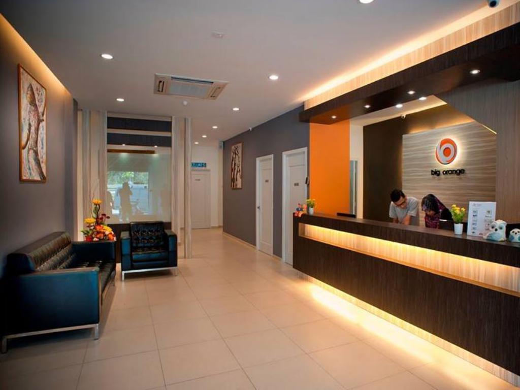 best price on big orange hotel sungai petani in sungai petani +