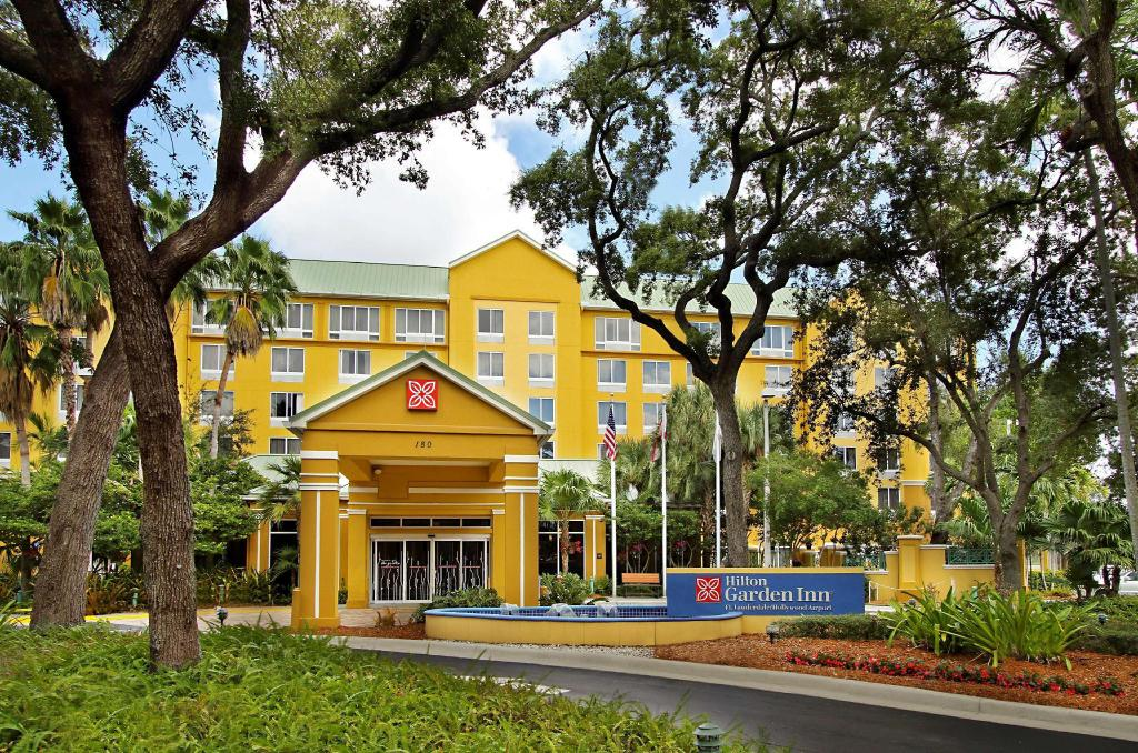 Hilton Garden Inn Fort Lauderdale Hollywood Airport