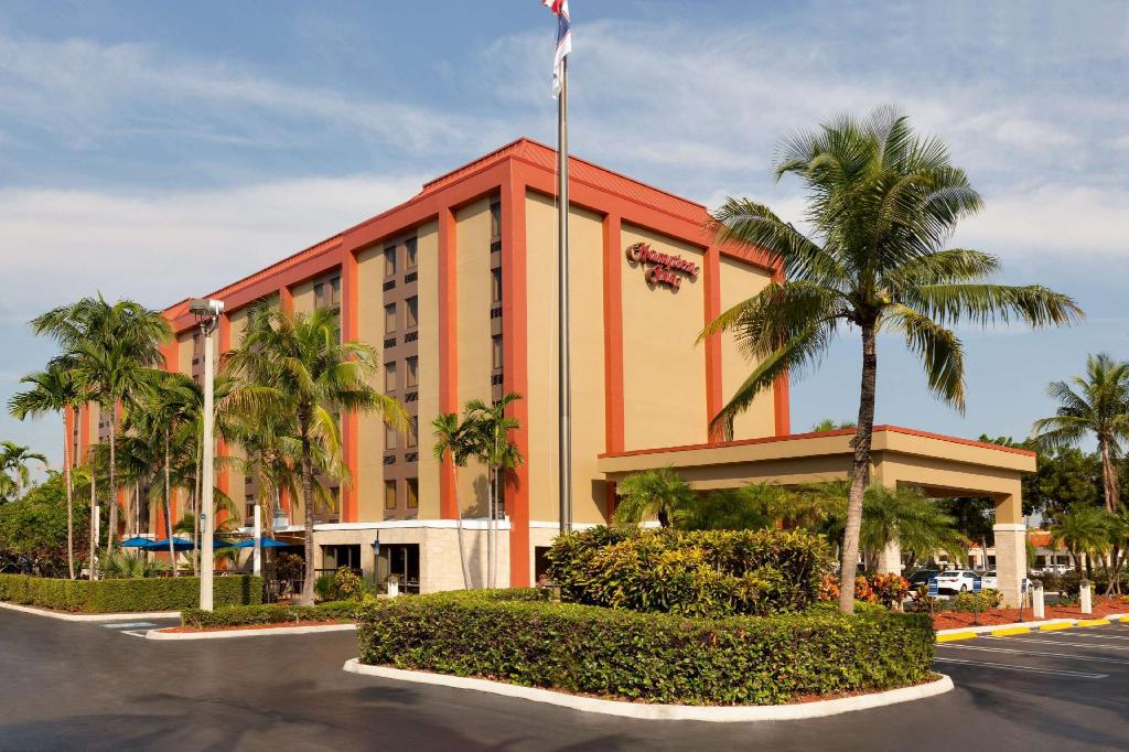 More about Hampton Inn Miami-Airport West Hotel