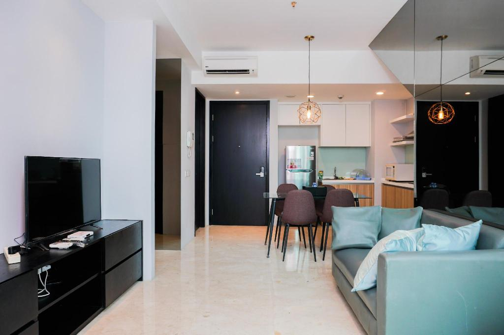 See all 16 photos Luxury and Deluxe 2BR @ Satu8 Apt By Travelio
