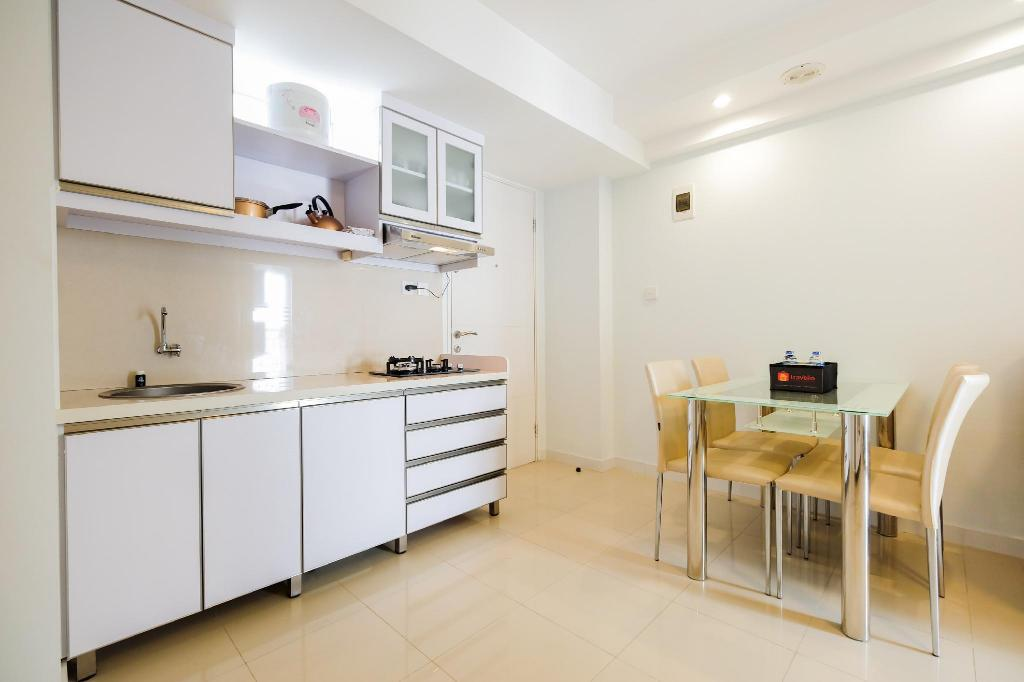 See all 17 photos Simply Furnish 3BR Bassura Apartment By Travelio