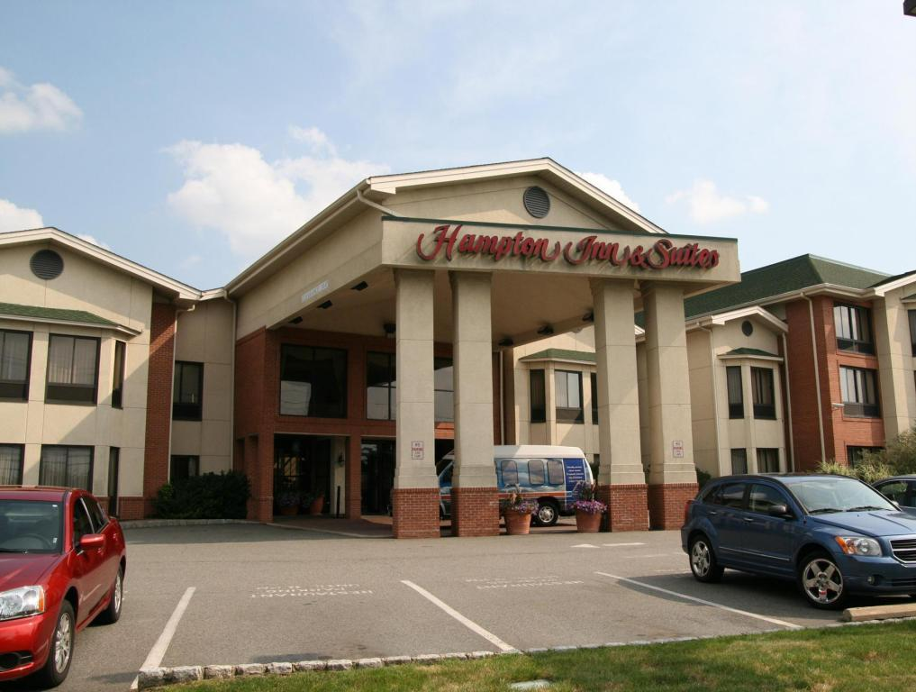 Hampton Inn & Suites Fairfield Hotel