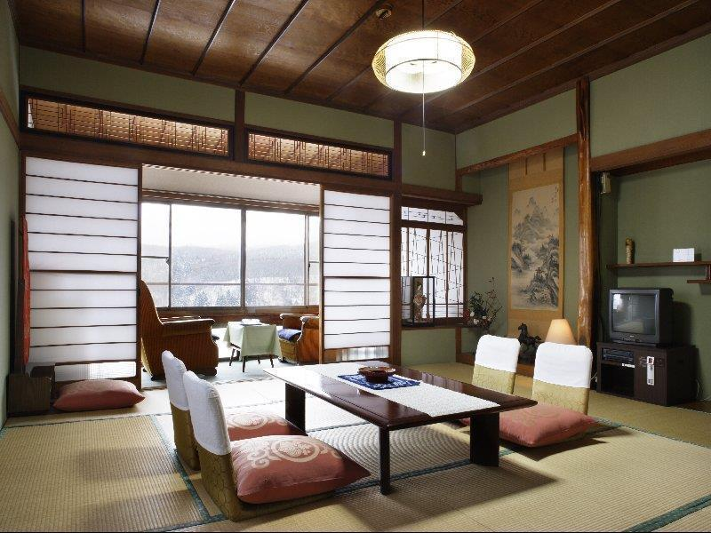和室 専用バスルーム付 (Japanese-Style Room with Private Bathroom)