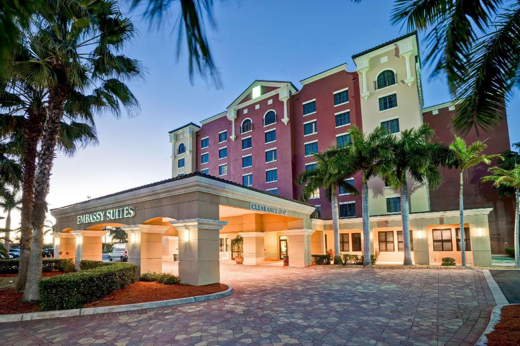 Embassy Suites Hotel Fort Myers - FL