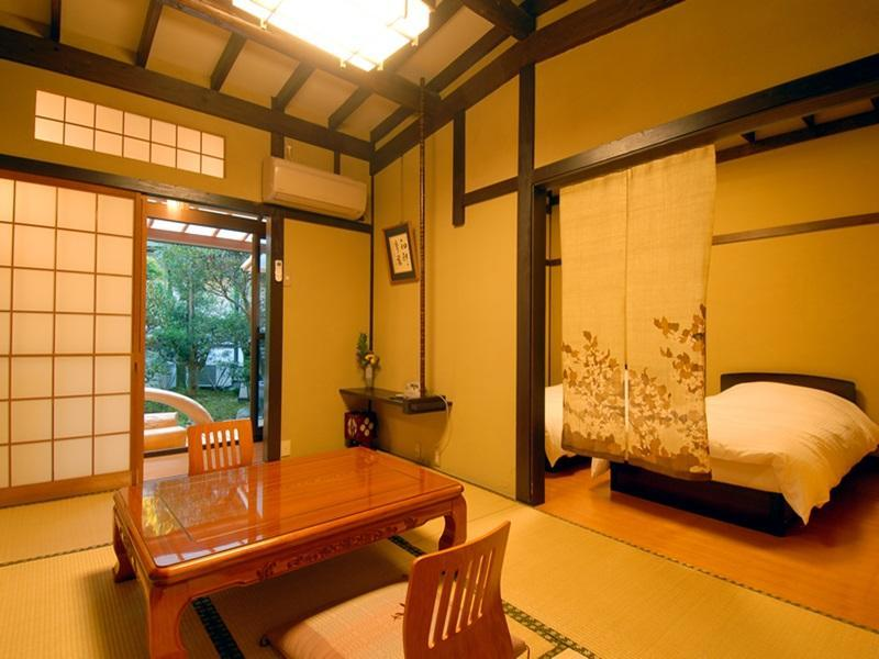 Japanese Western Style with Open-Air Bath