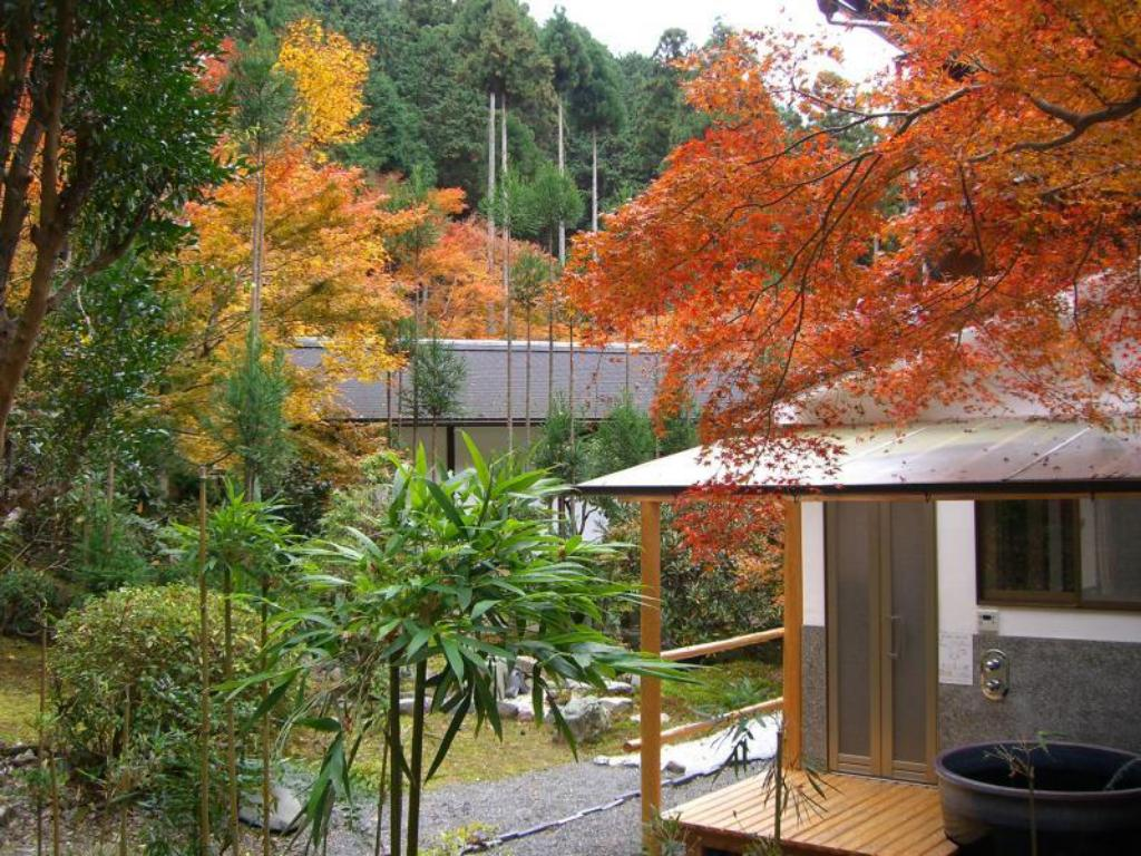 Japanese Style with Open-Air Bath - Villa/Bungalow Momijiya Bekkan Kawa No Iori Ryokan