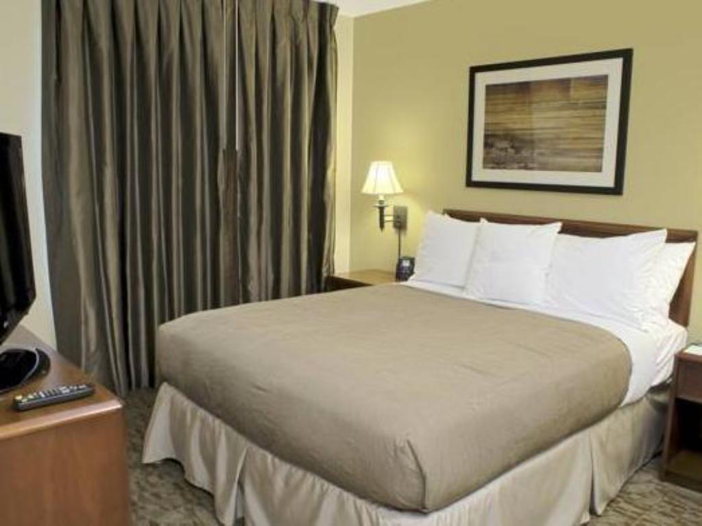 1 Queen 1 Queen Mobility Hearing Accessible Tub Suite Non-Smoking - Katil Homewood Suites By Hilton Newark