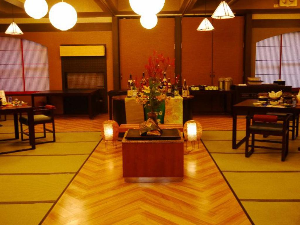 Interior view Hotel New Akebono