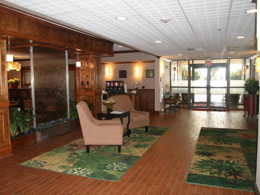 Lobby Country Inn & Suites By Carlson Portland Texas