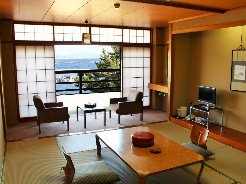 Miyajima Seaside Hotel Ryokan Hiroshima Deals Photos Reviews