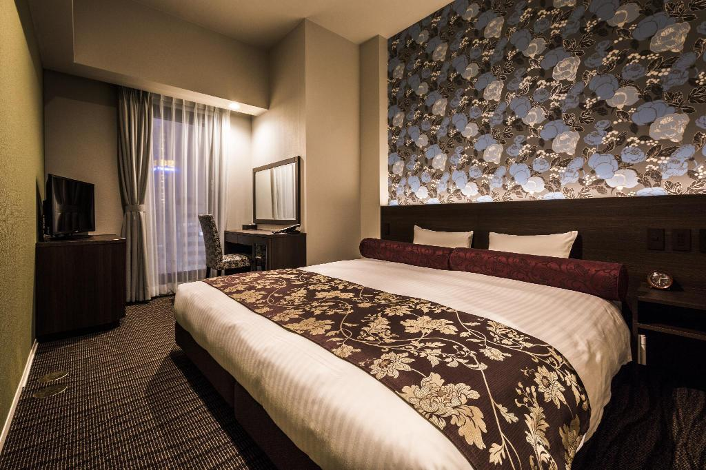 Superior Double Room - Non-Smoking - Bed Hotel WBF Sapporo Chuo