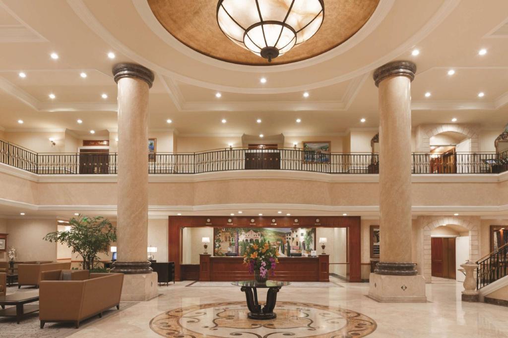 Hilton Los Angeles San Gabriel Hotel in Los Angeles (CA