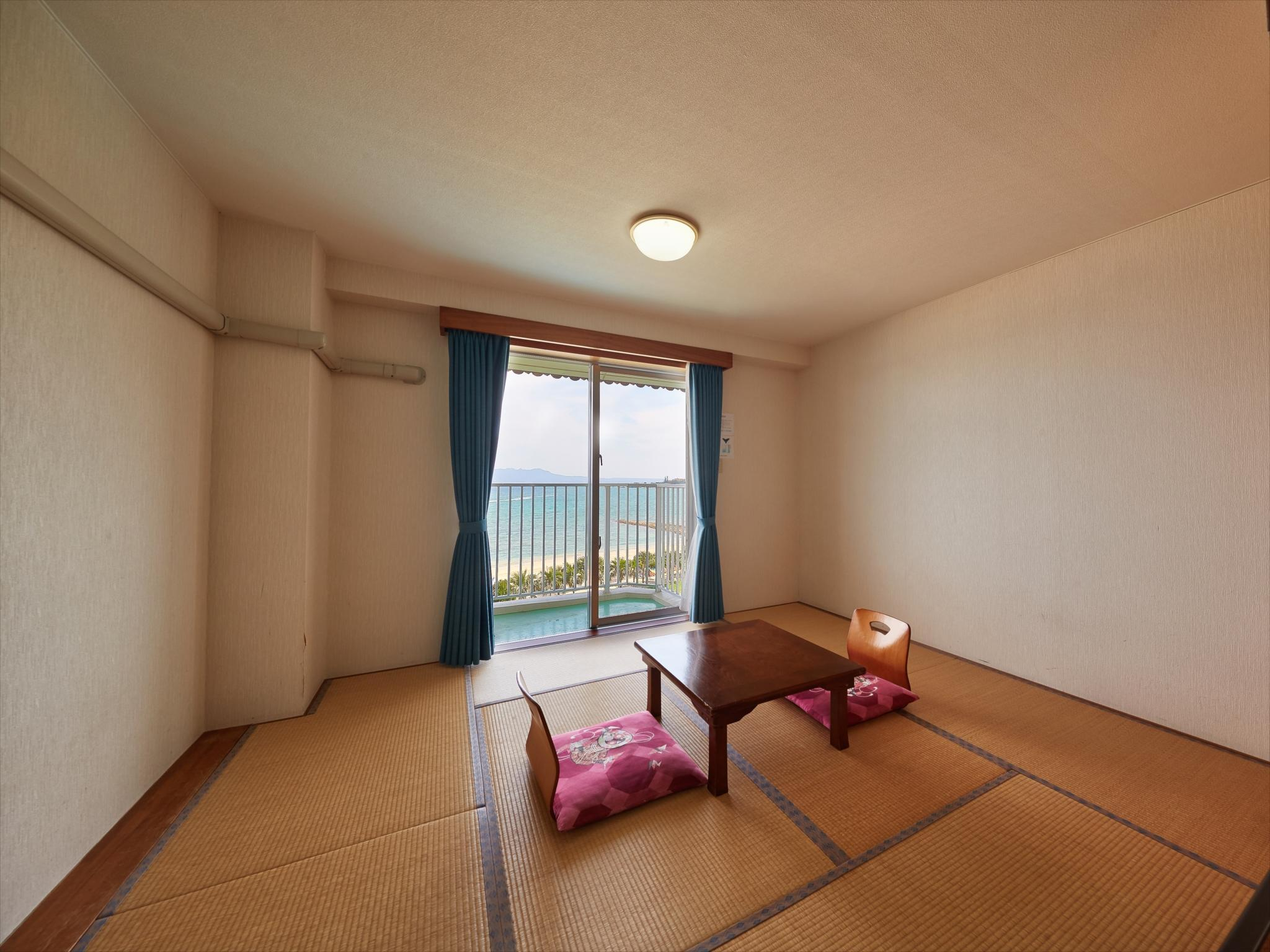 Tatami alaga standardtuba 4 inimesele (Standard Room with Tatami Area for 4 People)