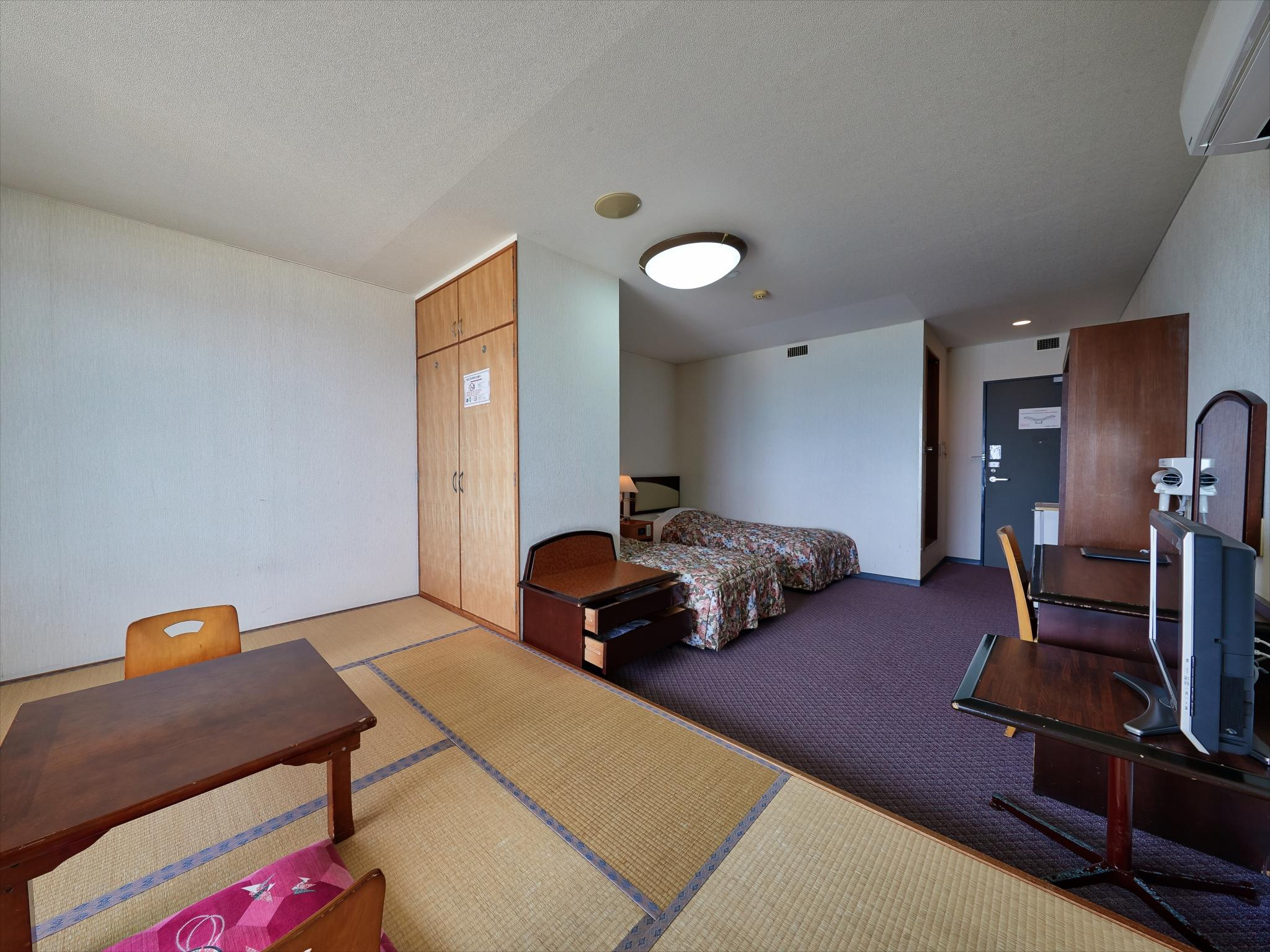 Tatami alaga standardtuba (Standard Room With Tatami Area)