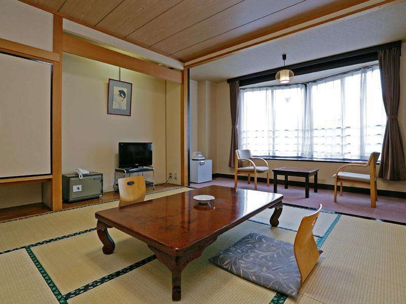 標準日式客房 - 需共用衛浴 (Standard Japanese Style Shared Bath Room)