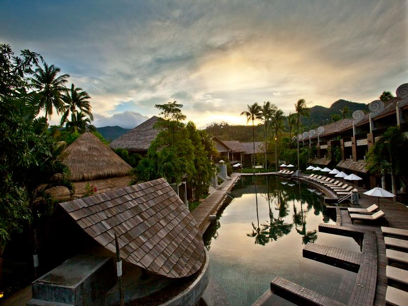 Best hotels in Koh Chang: review, rating, description and reviews of tourists 77