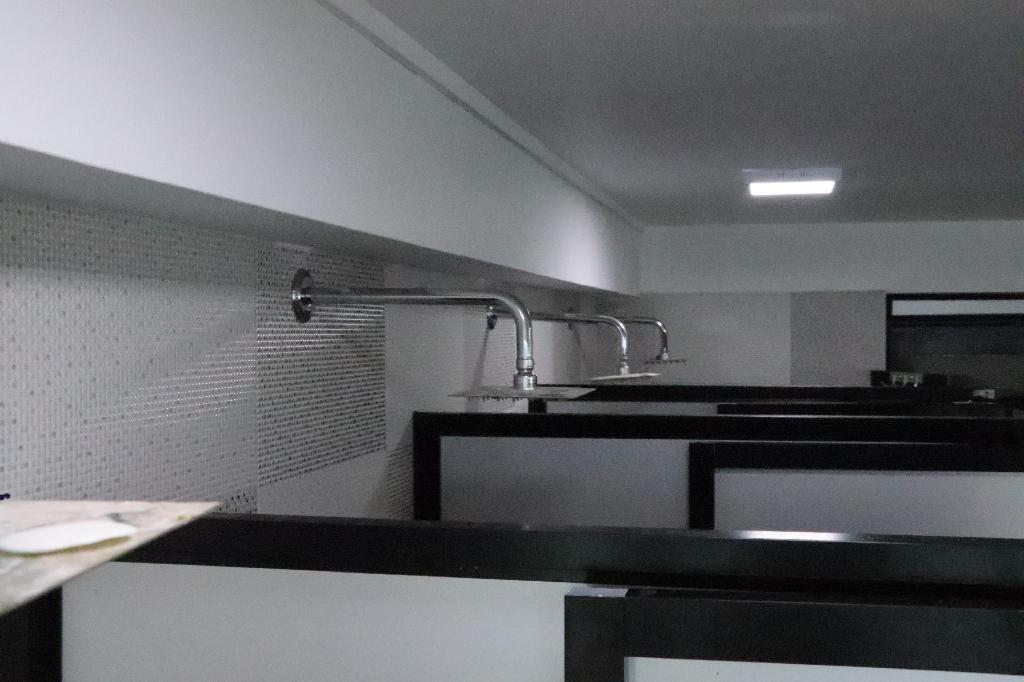 1 Person in 8-Bed Dormitory - Mixed - Bathroom