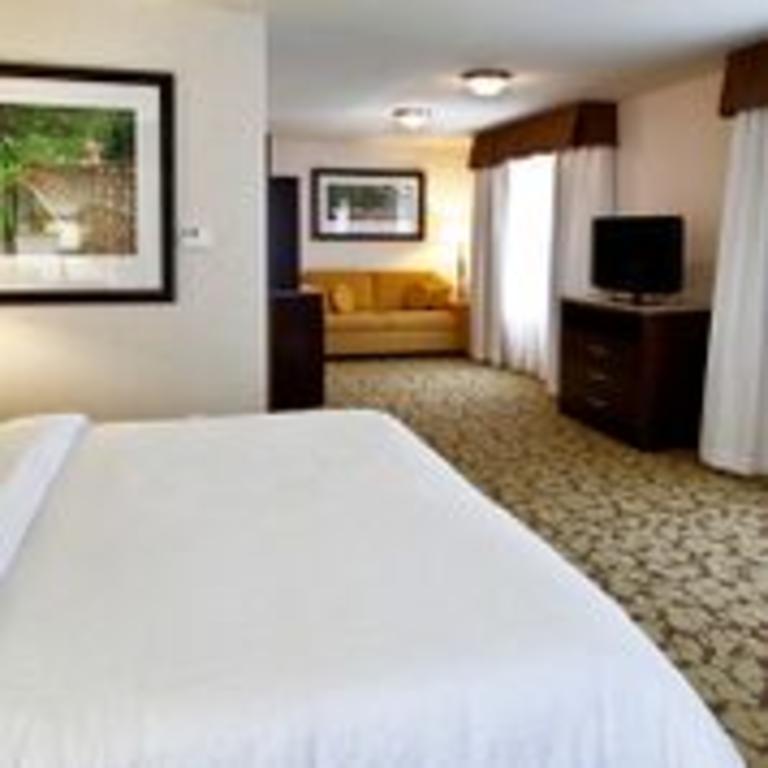 1 king corner 1 bedroom suite bed hilton garden inn staten island hotel - Hilton Garden Inn Staten Island