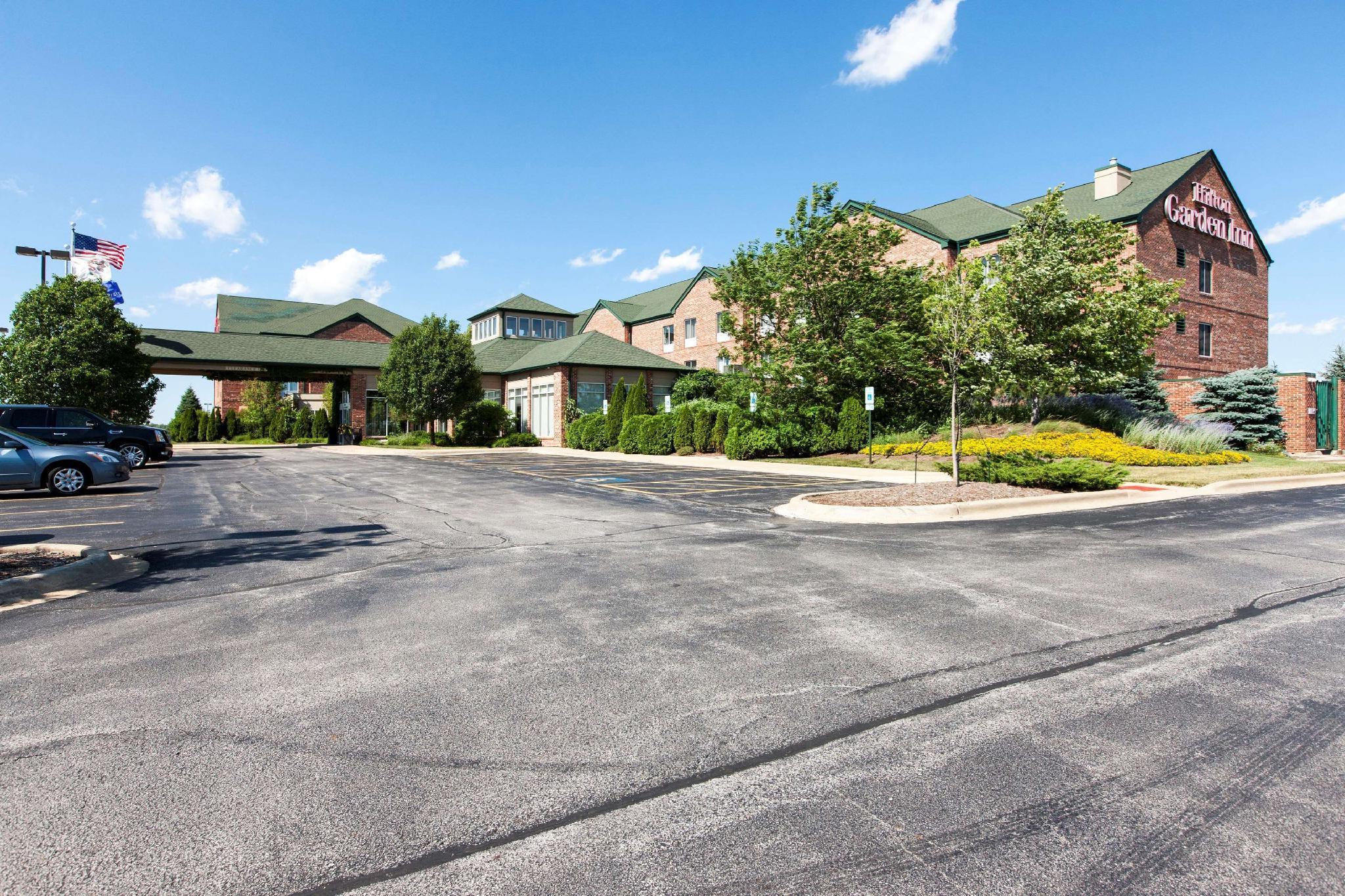 More About Hilton Garden Inn Chicago Tinley Park