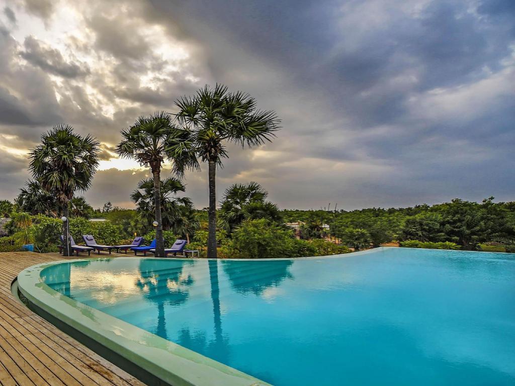 Dune Eco Beach Resort Pondicherry