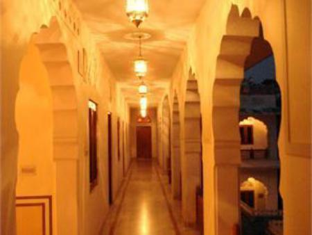 Interior view Nana Ki Haveli Hotel
