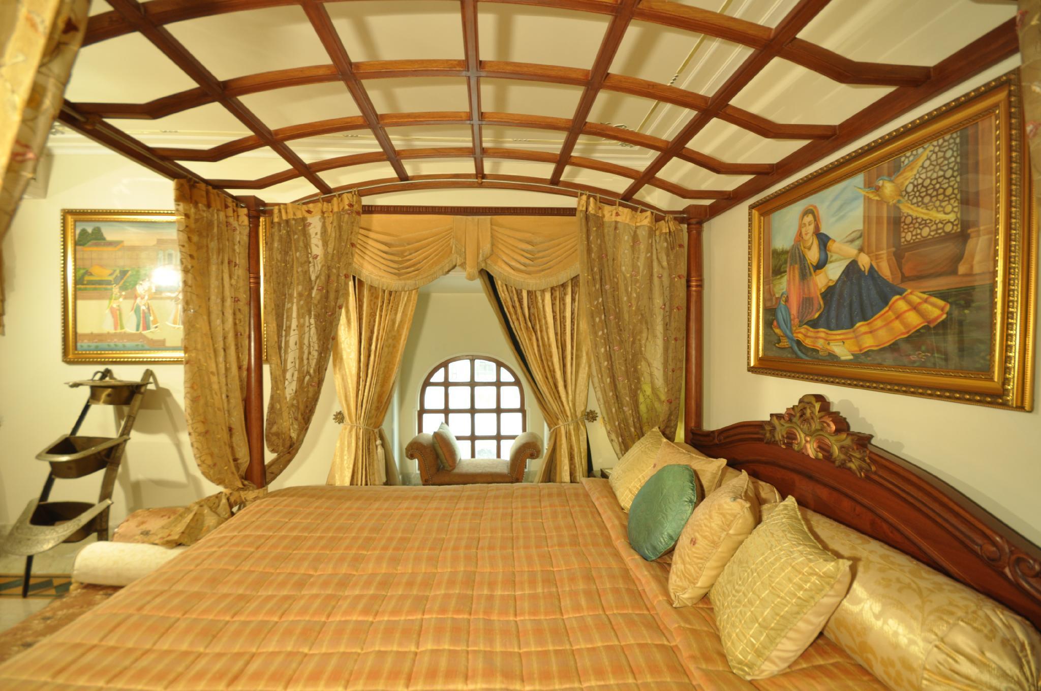 The Shiv Vilas Resort in Jaipur - Room Deals, Photos & Reviews