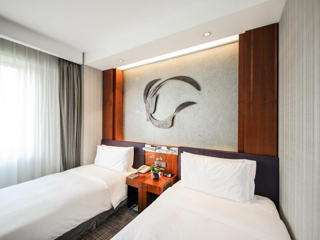 Business Queen or Twin - Bed Parkyard Hotel Shanghai