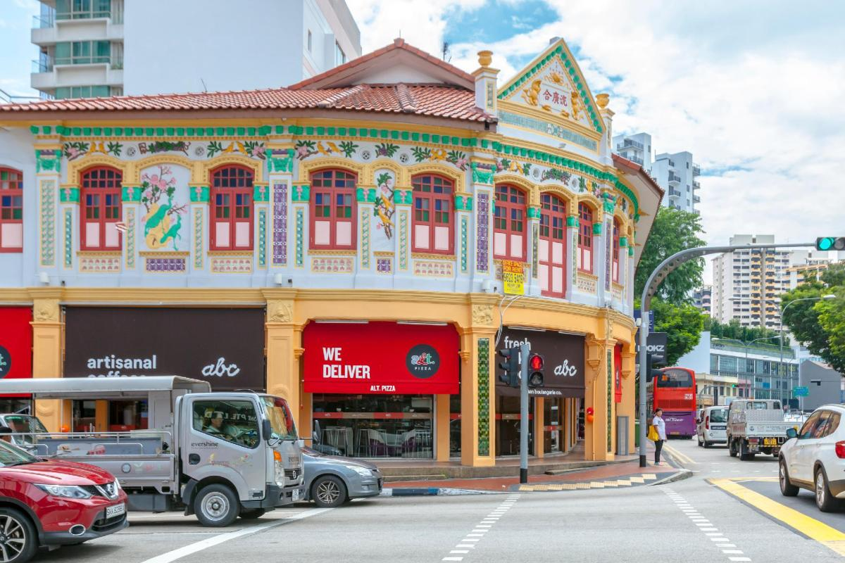 Book K Suites Balestier Nearby Orchard In Singapore 2019 Promos
