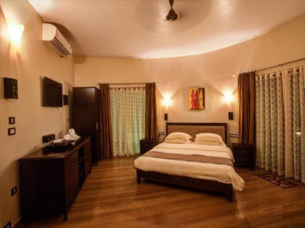 Premium Double Room River Roost Resorts