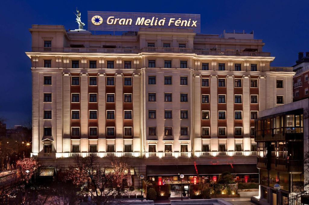 More about Gran Melia Fenix Hotel