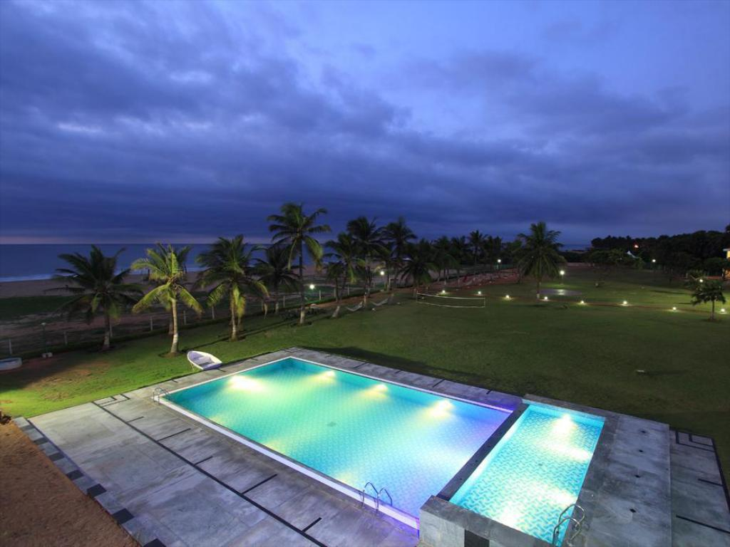 Best Price On The Ashok Beach Resort In Pondicherry Reviews