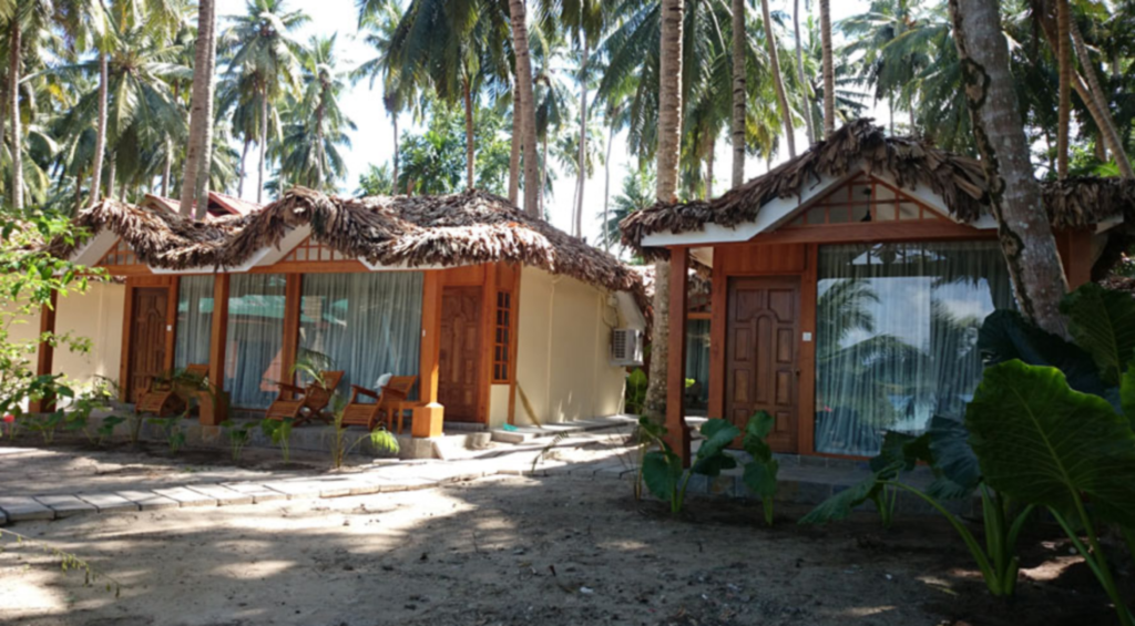 Deluxe Cottage Villa Bungalow Havelock Island Beach Resort
