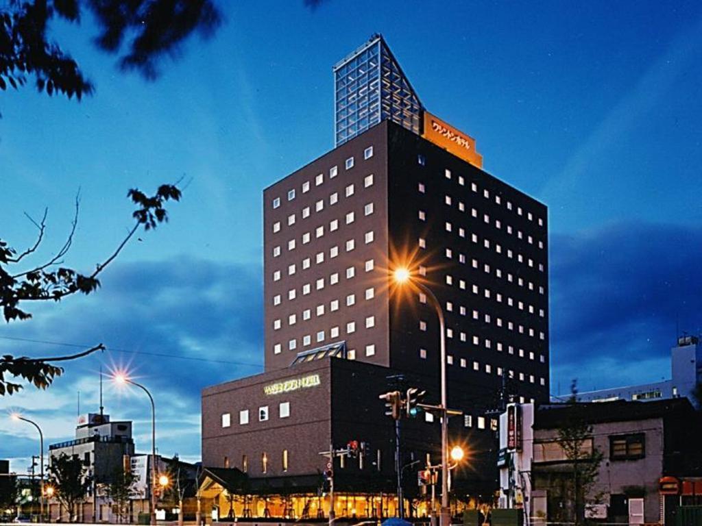 Art hotel color aomori - Aomori Washington Hotel
