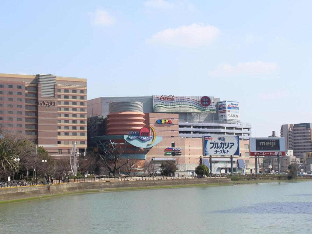 Nearby attraction Hakata Green Hotel Building No.2