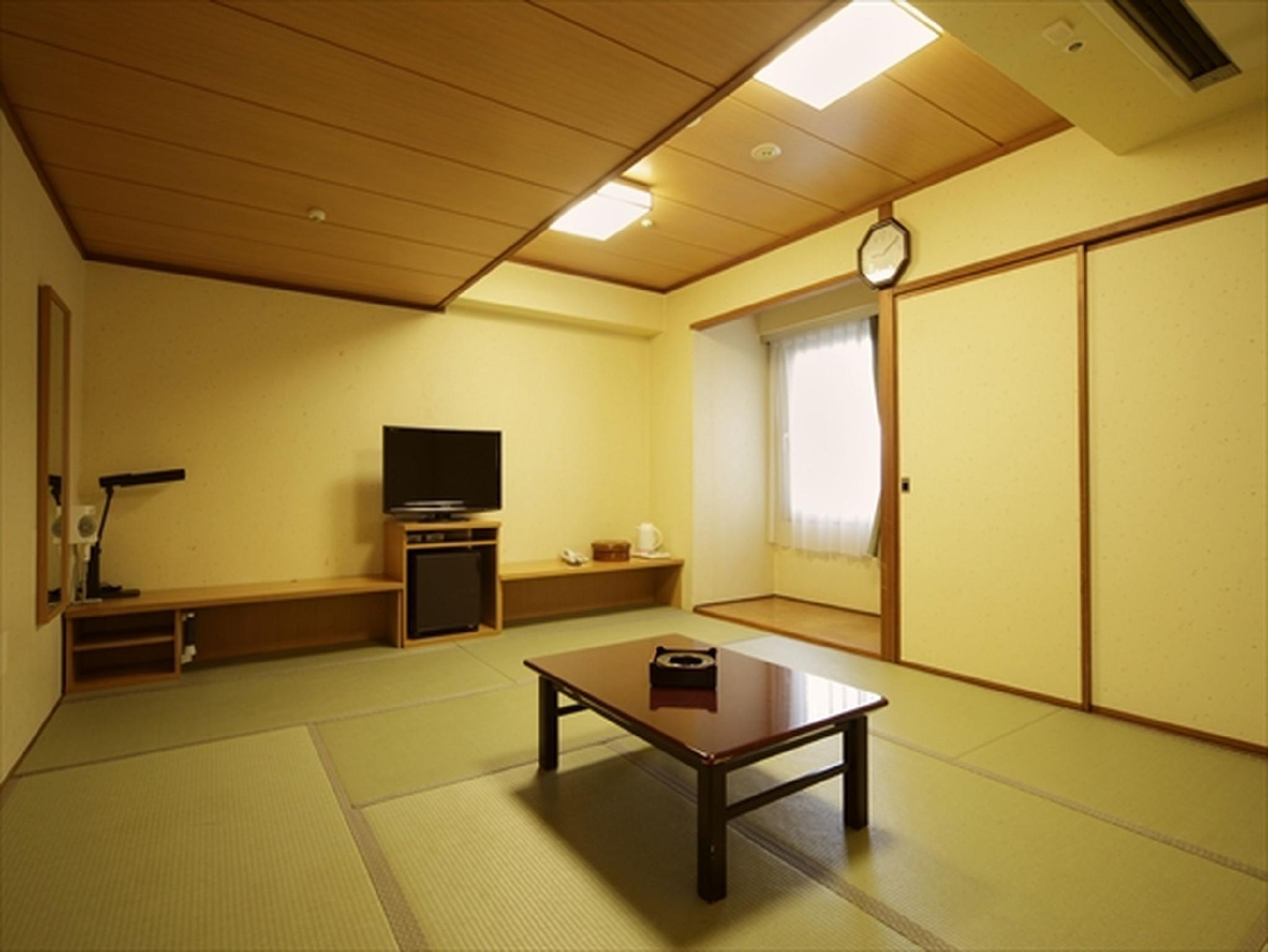 Japanese Style Room for 6 People with 10 Tatami - Non-Smoking