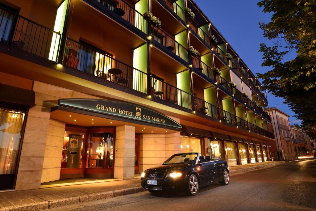 More about Grand Hotel San Marino