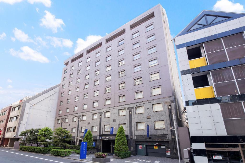 Hotel Mystays Premier Hamamatsucho Shinbashi Tokyo Mulai