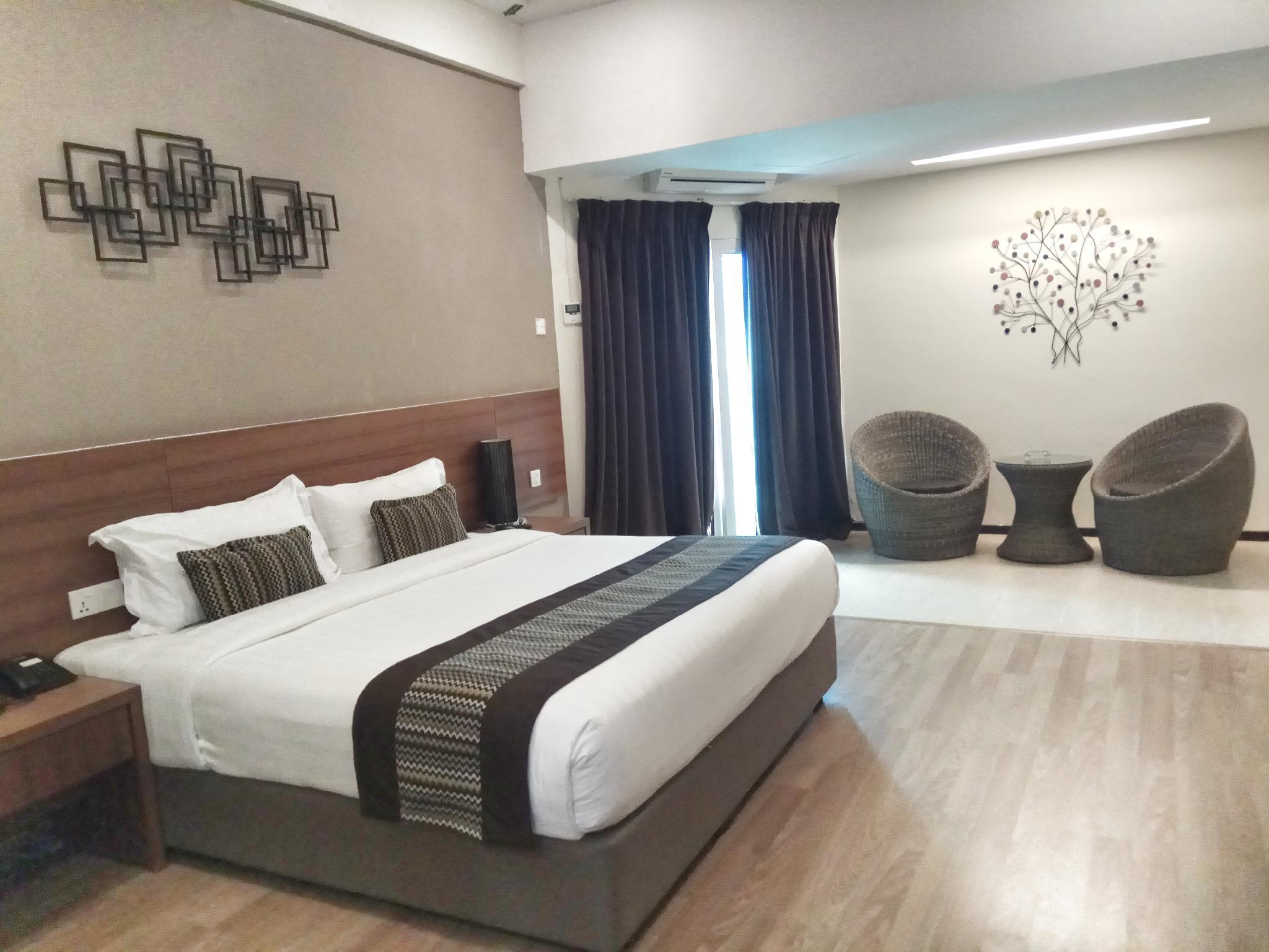 Kamar Superior Double (Superior Double Rooms)